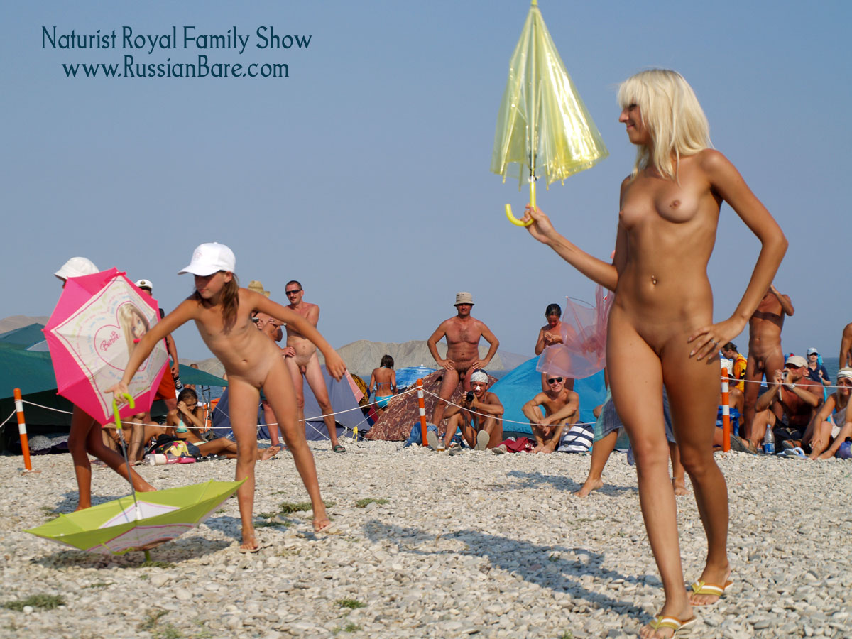 She 3 nudist girls nudist fun her