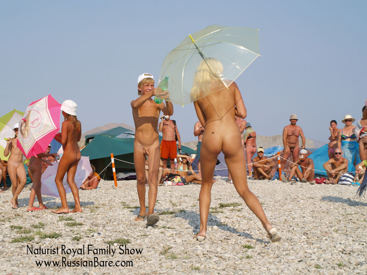 Happiness has european nudist pageants think