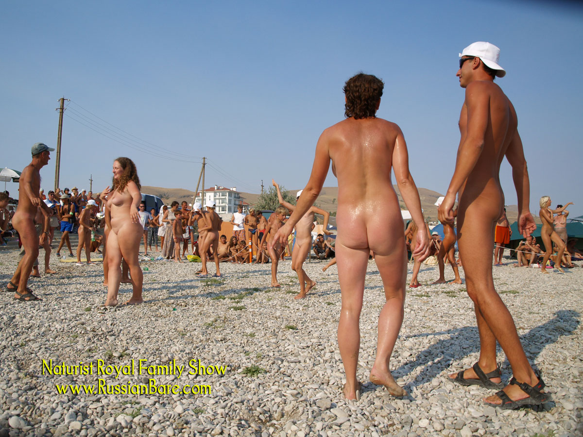 nudist fun page