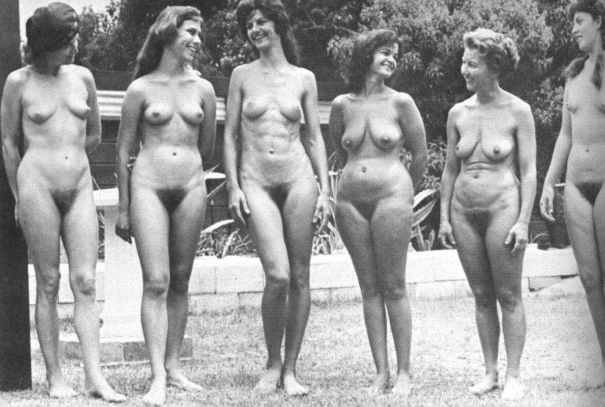 Remarkable Nudist colony documentary pity