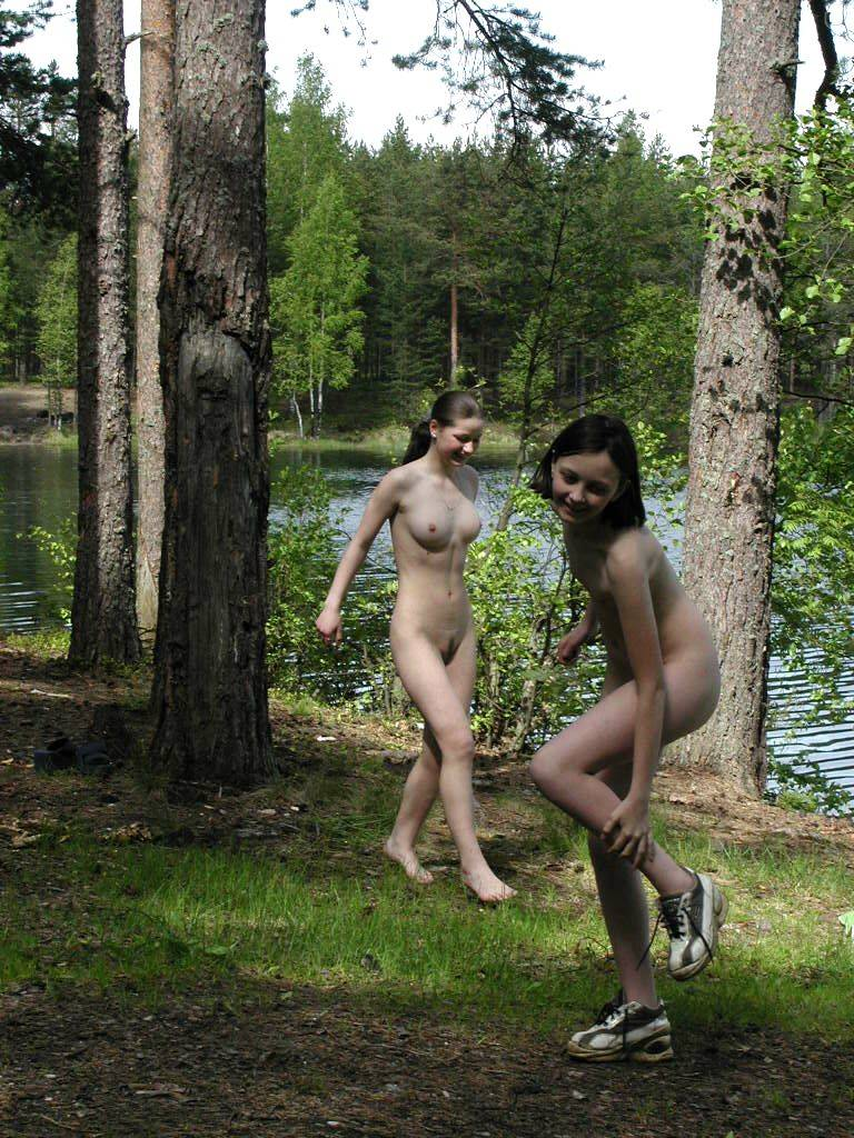 Paulina russian nudist gallery that interrupt
