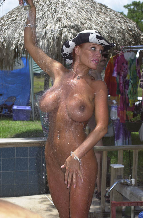 Fun at a nudist rally 8 - 3 part 8