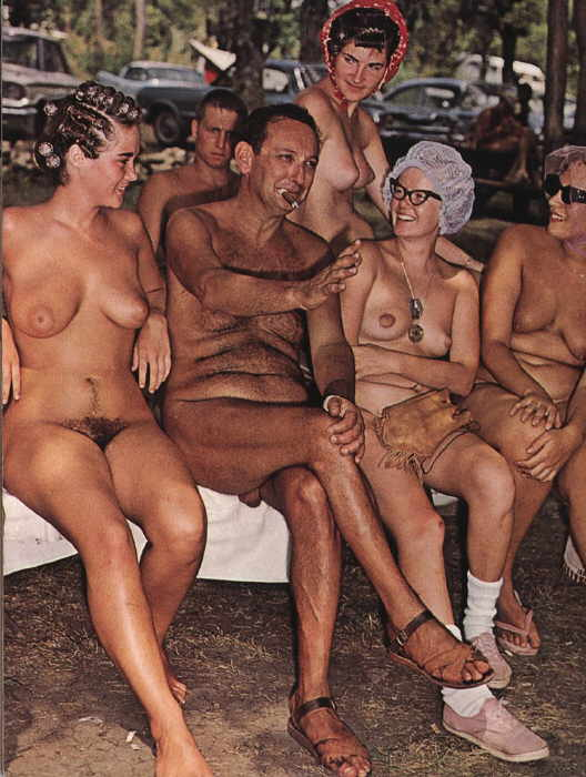 Family nudist magazines cannot tell