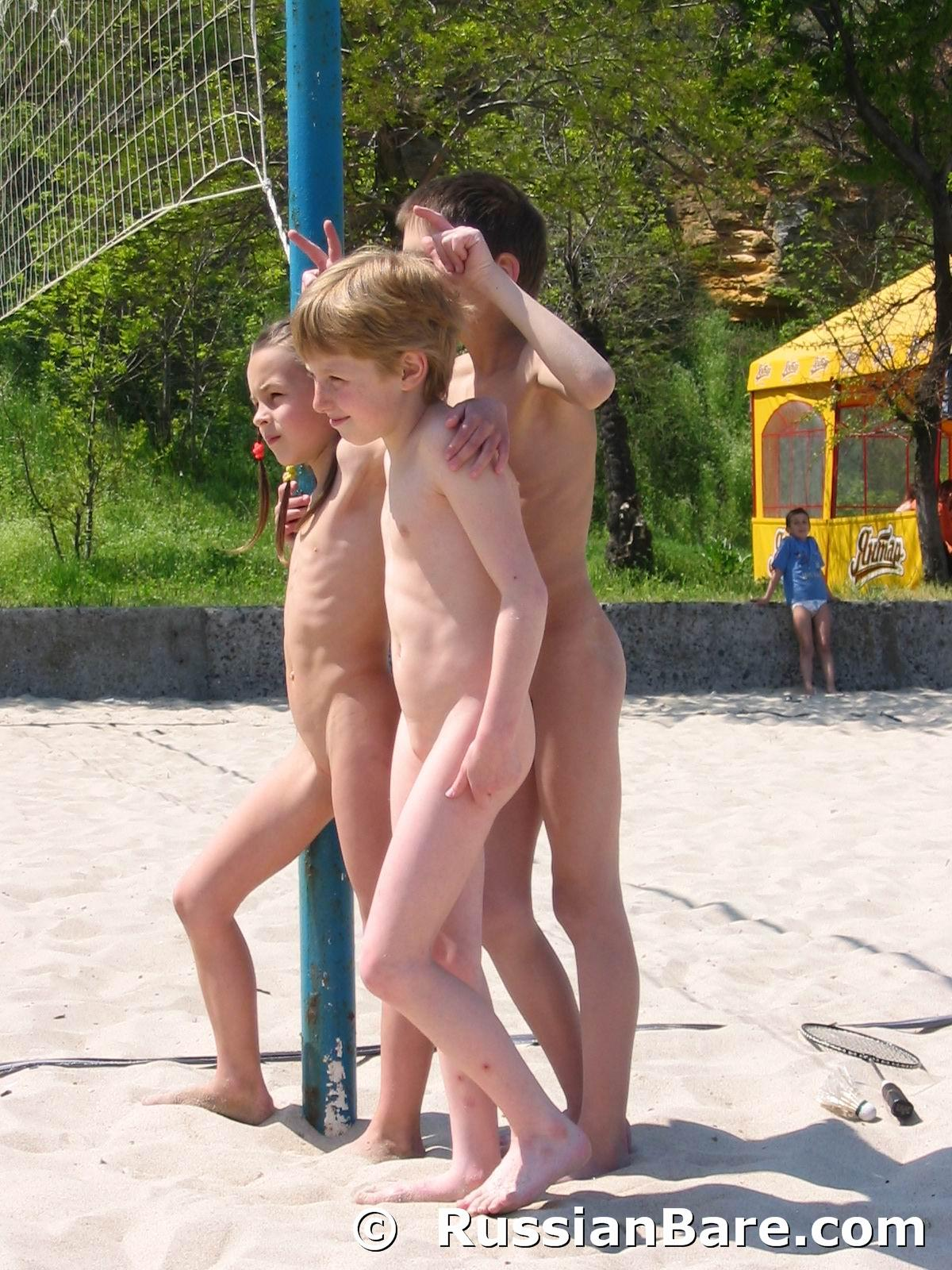 nudist fun