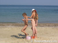 bare Nudist rusian