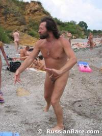 Family nudist photo archive